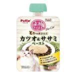 Petio 貓小食 燉煮低脂鰹魚&雞胸肉醬 (腸道健康) 原汁原味 (90602252) 貓小食 Petio 寵物用品速遞