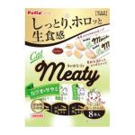 Petio 貓小食 無添加生食感 鰹魚&雞胸肉 肉醬 8支裝 (90602327) 貓小食 Petio 寵物用品速遞