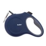 Petio 自動伸縮藍色拖帶 L (犬用)(91602084) 狗狗 狗衣飾 雨衣 狗帶 寵物用品速遞