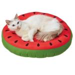 Petio 貓狗用冷感可手洗寵物床 西瓜 (貓狗用) (91602825) 貓犬用日常用品 床類用品 寵物用品速遞