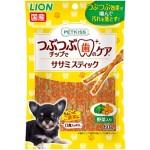 日本LION Pet 狗小食 潔齒棒 雞肉野菜味 60g 狗小食 其他 寵物用品速遞