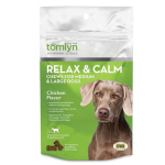 Tomlyn 中及大型犬 舒緩情緒抗壓力軟粒 30粒 (429448) 狗狗保健用品 營養保充劑 寵物用品速遞