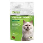 Tomlyn Laxatone 吐毛貓軟粒 60粒 (425785) 貓咪保健用品 貓咪去毛球 寵物用品速遞