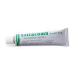 Extracomb Cream 抗炎濕疹皮膚膏 15g 貓犬用清潔美容用品 皮膚毛髮護理 寵物用品速遞