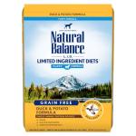 Natural Balance L.I.D. 無穀系 鴨肉薯仔幼犬糧 12lb 狗糧 Natural Balance 寵物用品速遞