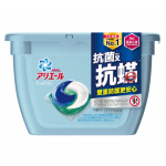 ARIEL 3D 抗菌抗蟎 洗衣膠囊 盒裝16顆 (5PG82323384) 生活用品超級市場 洗衣用品