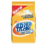 快潔抗菌 超濃縮洗衣粉補充裝 檸檬味 2kg (5PG82171954) 生活用品超級市場 洗衣用品