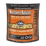 Northwest Naturals 無穀物凍乾脫水狗糧 雞肉+三文魚 12oz (NWFDSAL) 狗糧 Northwest Naturals 寵物用品速遞