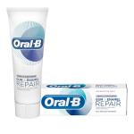 Oral-B牙齦及琺瑯質修護牙膏 輕柔美白 75ml (5PG82321438) 生活用品超級市場 個人護理用品