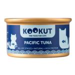 KOOKUT 天然貓罐 太平洋吞拿魚 70g (WCKUCW1008259) 貓罐頭 貓濕糧 KOOKUT 寵物用品速遞