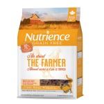 Nutrience 無穀物風乾全貓糧 農場配方 雞.火雞及三文魚 Air Dried Cat Food The Farmer 400g (C2456) 貓糧 Nutrience 寵物用品速遞