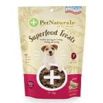 Pet Naturals Superfood Treats 狗狗零食 香脆煙肉口味 210g (070074H) 狗小食 Pet Naturals 寵物用品速遞