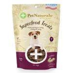 Pet Naturals Superfood Treats 狗狗零食 花生醬口味 210g (070072H) 狗小食 Pet Naturals 寵物用品速遞