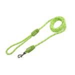 Buster 反光牽繩 Reflective Rope Lead 8mm x 120cm 綠黃色 (287206) 狗狗 狗衣飾 雨衣 狗帶 寵物用品速遞