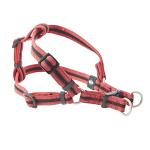 Buster 反光網格胸帶 Reflective Mesh Step-in Harness 25mm 紅色 中碼 (287121) 狗狗 狗衣飾 雨衣 狗帶 寵物用品速遞