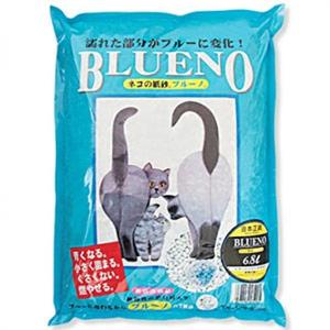 BLUENO-紙貓砂-日本BLUENO變藍再生紙砂-原味-10L-紙貓砂-寵物用品速遞
