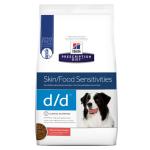 Hills Prescription Diet d/d Potato & Salmon 狗糧 皮膚與食物敏感配方 馬鈴薯+三文魚 8lb (PEV5346) 狗糧 Hills 希爾思 寵物用品速遞