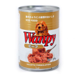 Wanpy 狗罐頭 牛肉配方 375g (YY851035) 狗罐頭 狗濕糧 Wanpy 寵物用品速遞