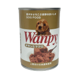 Wanpy 狗罐頭 雞+吞拿魚配方 375g (YY850205) 狗罐頭 狗濕糧 Wanpy 寵物用品速遞