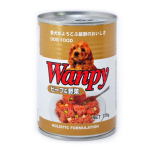 Wanpy 狗罐頭 牛肉+野菜配方 375g (YY851042) 狗罐頭 狗濕糧 Wanpy 寵物用品速遞