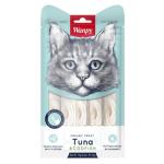 Wanpy 日式貓食滋味醬 吞拿魚+鱈魚味 70g (YY871125) 貓小食 Wanpy 寵物用品速遞