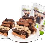 YaHo 狗狗 磨牙潔齒骨潔齒棒 混合味 牙刷型 30支裝 狗小食 其他 寵物用品速遞