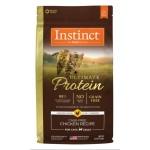 Instinct本能 無穀物頂級蛋白質雞肉貓用糧 Ultimate Protein Grain-Free Cage-Free Chicken Recipe 4lb (658511) 貓糧 Instinct 本能 寵物用品速遞