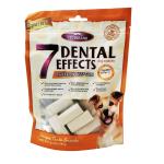 VEGEBRAND 7重高效 除口臭磨牙潔齒小食 狗小食 牛肉芝士味 160g 狗小食 VEGEBRAND 寵物用品速遞