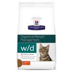 Hills Prescription Diet w/d 貓糧 消化系統或體重控制配方 1.5kg (PEV10367HG) 貓糧 Hills 希爾思 寵物用品速遞