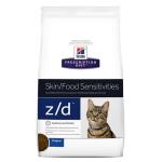 Hills Prescription Diet z/d 貓糧 皮膚與食物敏感配方 4lb (PEV7905) 貓糧 Hills 希爾思 寵物用品速遞