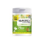 日本UNIMAT RIKEN 營養補充咀嚼片ZOO 10種維他素混合 菠蘿味 150粒 生活用品超級市場 食用品