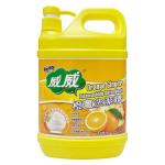 Wayway 威威洗潔精 橙薑味 Dish Wash Orange Ginger 1.5L 生活用品超級市場 洗衣用品 寵物用品速遞