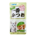 KANETORA一番 粒粒香貓小食 雞+三文魚 25g (綠色) (KAN0083) 貓小食 其他 寵物用品速遞