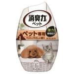 日本雞仔牌 強力專用處方 空氣淨化凝香液 400ml (辟除寵物氣味專用) 生活用品超級市場 個人護理用品