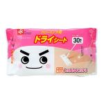 日本LEC 地板除塵紙 30枚入 (乾) (粉紅) 生活用品超級市場 個人護理用品