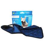 AQUA COOLKEEPER 犬用清涼降溫頸巾 XXXXL碼(70-85*10CM) 海藍色 (F50AQCOPB17) 狗狗 狗衣飾 雨衣 狗帶 寵物用品速遞