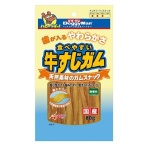 日本DoggyMan 日本國產天然素材 牛骨膠源咀嚼棒 80g (賞味期限 2021.10.31) 狗小食 DoggyMan 寵物用品速遞