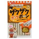 日本Sunrise 狗小食 魚肉雞肉零食棒 250g (紅) (賞味期限 2021.10.31) 狗小食 SUNRISE 寵物用品速遞