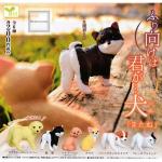 日本直送 狗公仔擺設 您在叫我嗎?汪! 第2彈 1套6隻 生活用品超級市場 狗狗精品