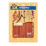 日本DoggyMan 日本國產「紗」火雞肉切條 170g (賞味期限 2021.11.30) 狗小食 DoggyMan 寵物用品速遞