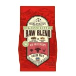Stella & Chewy's 凍乾生肉 紅肉小型犬配方狗糧 Small Breed Red Meat Raw Blend Kibble 10lb (SCRB010) 狗糧 Stella & Chewys 寵物用品速遞