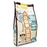 豆腐貓砂 小白執事豆腐貓砂 家庭裝 18L 純白原味 (J-OSWL) 貓砂 豆腐貓砂 寵物用品速遞