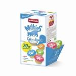 Milkies 迷你杯裝寵物牛奶(混合口味) 300g (1盒20杯 15g*20) (90602143) 貓小食 其他 寵物用品速遞