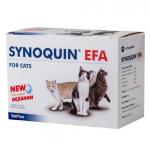 VetPlus Synoquin EFA Cat 貓隻關節補充劑 90粒膠囊裝 貓咪保健用品 腸胃 關節保健 寵物用品速遞