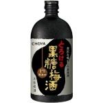 梅酒-Plum-Wine-蝶矢CHOYA-黑糖梅酒-720ml-酒-清酒十四代獺祭專家