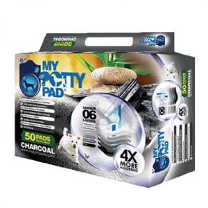 My-Potty-Pad-活性炭殿堂吸寵物尿墊-狗尿墊-狗尿片-MPPC050-45x60-M碼-50PADS-狗尿墊-寵物用品速遞