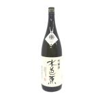 永井酒造 水芭蕉 吟釀 1.8L 清酒 Sake 水芭蕉 清酒十四代獺祭專家