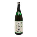 永井酒造 水芭蕉 純米吟釀 1.8L 清酒 Sake 水芭蕉 清酒十四代獺祭專家