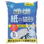 IRIS-紙貓砂-日本IRIS-KMN-70N消毒抗菌紙の貓砂-7L-紙貓砂-寵物用品速遞
