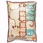 小白執事-豆腐貓砂-小白執事豆腐貓砂-普通裝-7L-純白-豆腐貓砂-豆乳貓砂-寵物用品速遞